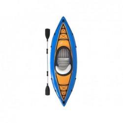 Kajak nadmuchiwany 275 x 81 cm. Hydro Force Cove Champion Bestway 65115