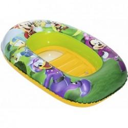 Nadmuchiwana łódź klubowa Myszka Miki 102 x 69 cm