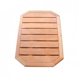 Prysznice Słoneczne Drewniany Caillebotis 100 Cm. Dla Poolstar Ds-Caillebotis