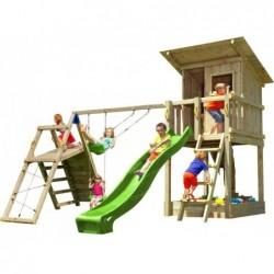 Plac zabaw z Challenger Beach Hut XL Masgames MA822301