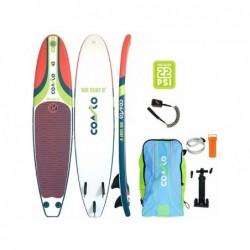 Nadmuchiwana deska surfingowa Coasto Air Surf 8 Poolstar PB-CAIRS8A z 244x57 cm.   Basenyweb