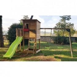 Plac zabaw z podwójną huśtawką Taga Masgames MA700305