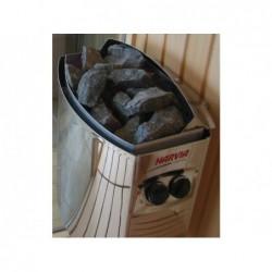 Elektryczny podgrzewacz Vega o mocy 6 kW do saun POOLSTAR SN-HARVIA-PO60   Basenyweb