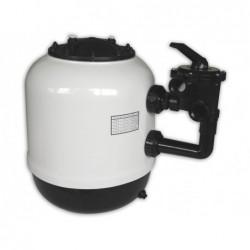 Oczyszczacz z filtrem piaskowym Model Alaska 500 Laminowany. Z zaworem bocznym.