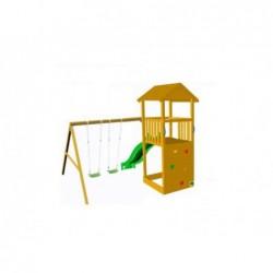 Plac zabaw z podwójną huśtawką Taga Escalada Masgames MA700365